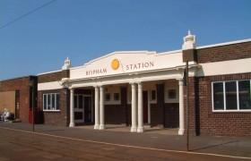 Blackpool tram stations 1
