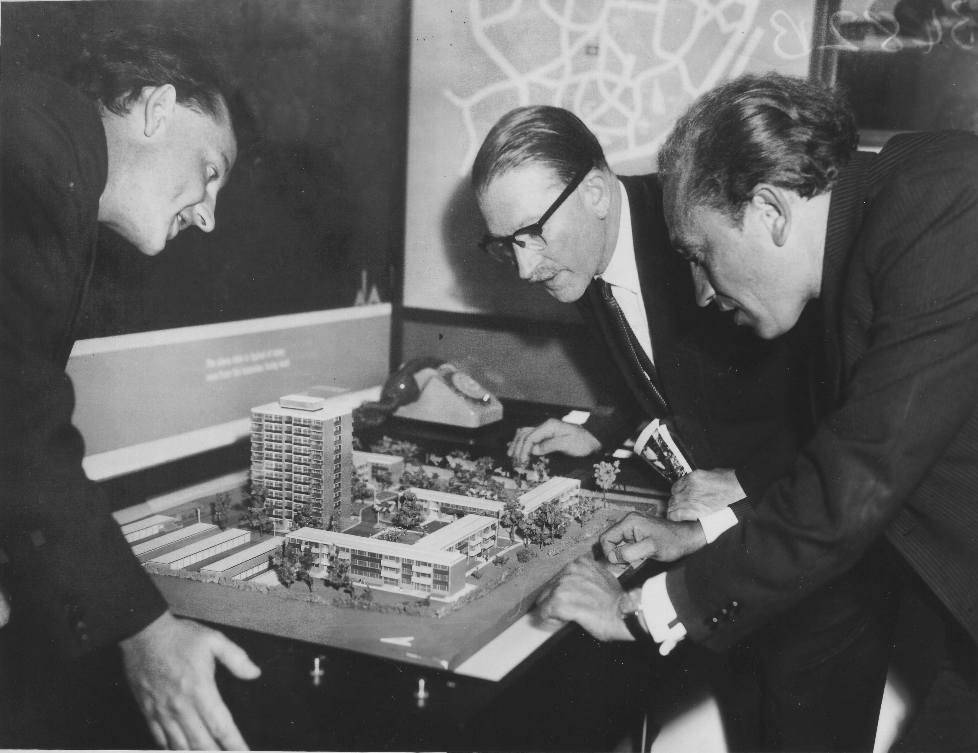 Calthorpe Plan, 1962
