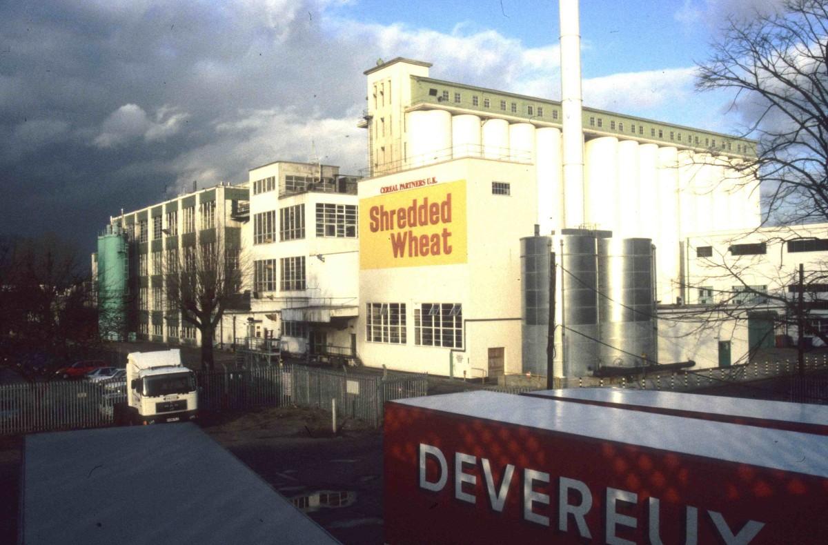 1926 Shredded Wheat Factory Welwyn The Twentieth