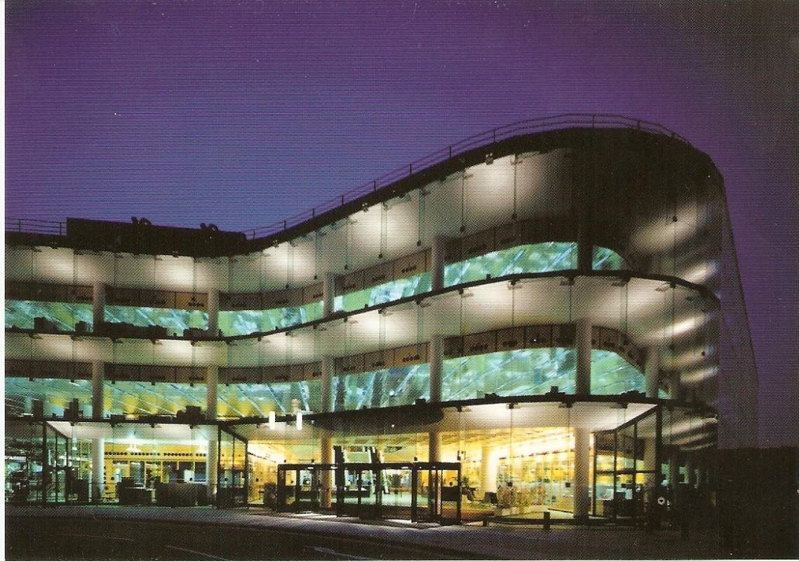 1975 Willis Faber Amp Dumas Building Ipswich The Twentieth Century Society