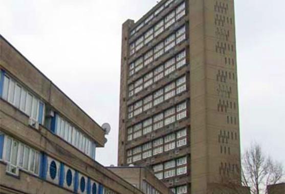 Trellick Tower facade credit Alexandra Bullen