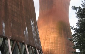 Ironbridge power station, Shropshire