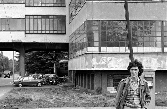 Pullover David Bauhaus 1970