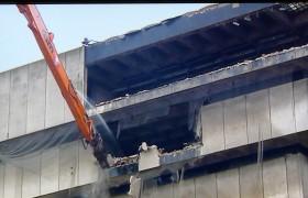 Birmingham Central Library Demolition 1