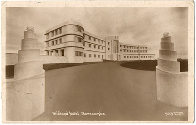 Midland Hotel by Oliver Hill