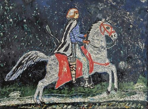 dora-carrington-iris-tree-on-a-horse-courtesy-the-ingram-collection