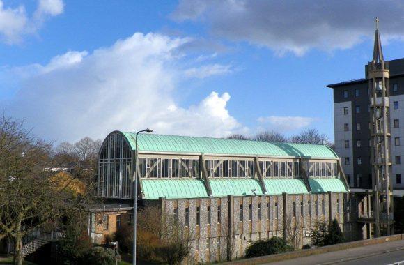 St Andrew & St George's Church Stevenage (photo: Robert Drake)
