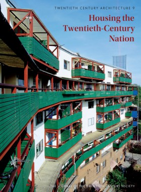C20 Journal 9 Housing the Twentieth Century Nation Front Cover