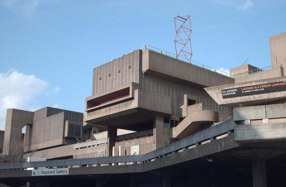 The South Bank Centre - Hayward Gallery