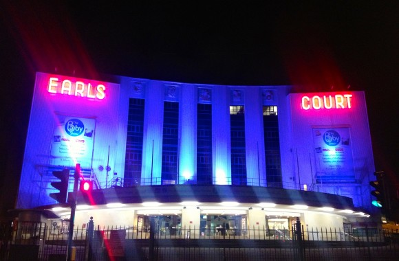 Earls Court Photo by Marian Craig