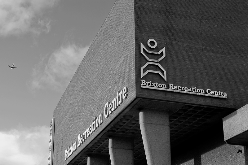 Brixton Recreation Centre. Photograph courtesy Eric Hands via Flickr.