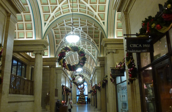 Holt's Arcade, India Buildings, Liverpool