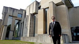 Bunkers, Brutalism and Bloodymindedness: Concrete poetry, Jonathan Meades