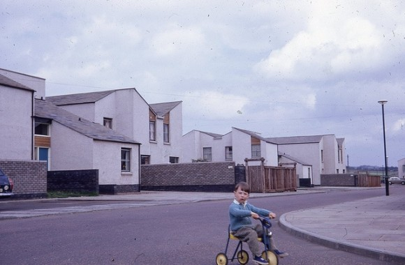 J R James Cumbernauld housing