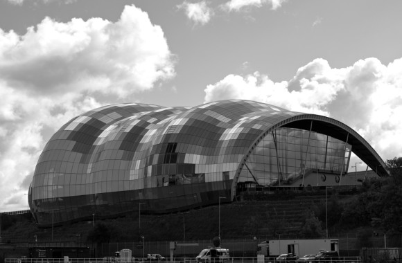 The Sage, Gateshead Photo Peter Crawshaw
