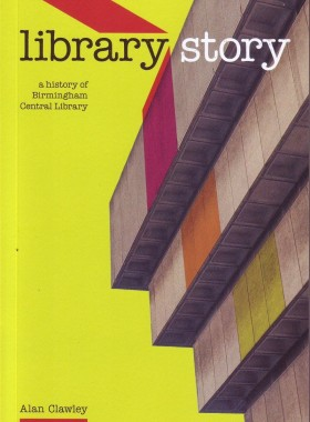 LIBRARY STORY COVER Alan Clawley